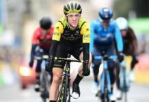 Simon Yates prend la 2e place de Paris-Nice