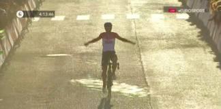 Thomas De Gendt vainqueur en solo