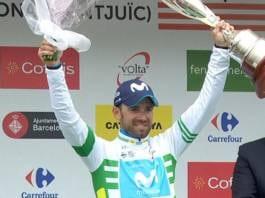 Tour de Catalogne 2018 remporté par Alejandro Valverde