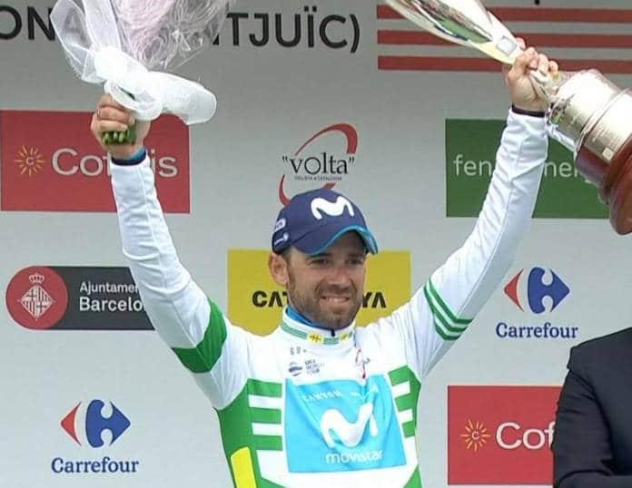 Tour de Catalogne 2019 confirmé avec Valverde