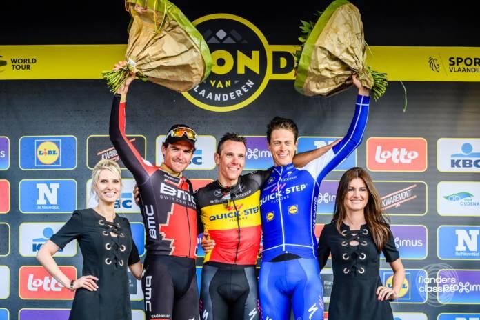 Tour des Flandres la liste des coureurs engagés et favoris