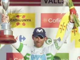 Alejandro Valverde va courir deux les classiques flandriennes en 2019