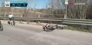 Vidéos Tirreno-Adriatico 2018 étape 3