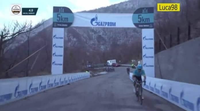 Vidéos Tirreno Adriatico 2018 étape 4