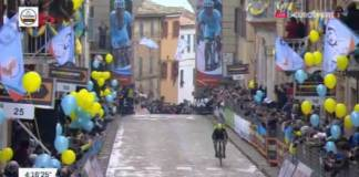Vidéos Tirreno-Adriatico 2018 étape 5
