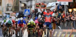 Vincenzo Nibali aura fort à faire pour défendre son titre cette année sur Milan-Sanremo.