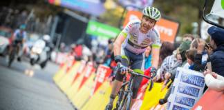 Warren Barguil sur Tour de Catalogne
