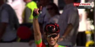 Alessandro Tonelli remporte 4e étape du Tour de Croatie 2018