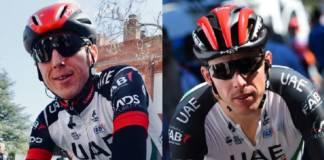 Dan Martin Ruis Costa Amstel Gold Race 2018