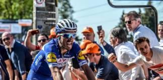 Julian Alaphilippe remporte Flèche Wallonne 2018