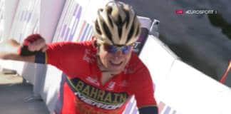 Kanstantsin Siutsou remporte 3e étape du Tour de Croatie 2018