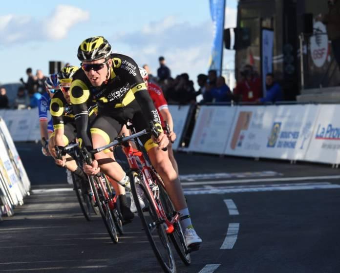 Lilian Calmejane tentera de remporter sa première victoire de l'année.