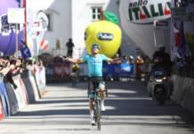 Luis Leon Sanchez remporte 4e étape Tour des Alpes 2018
