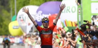 Mark Padun remporte 5e étape Tour des Alpes 2018
