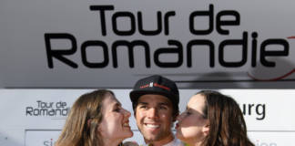 Michael Matthews prologue Tour de Romandie 2018