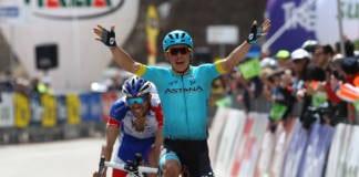 Miguel Angel Lopez étape 2 Tour des Alpes 2018