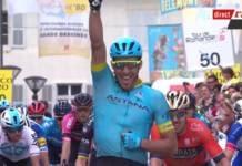 Omar Fraile remporte 1re étape Tour de Romandie 2018