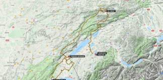 Tour de Romandie 2018 parcours étape par étape