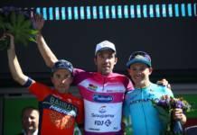 Thibaut Pinot vainqueur du Tour des Alpes 2018