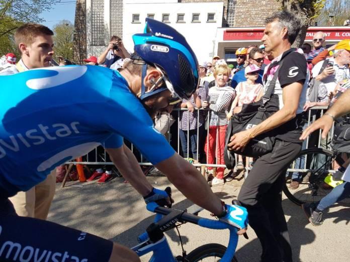 Alejandro Valverde deuxième au final