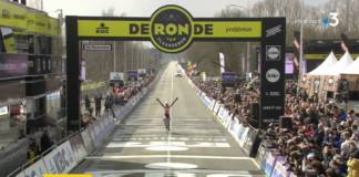 Anna van der Breggen Tour des Flandres féminin 2018