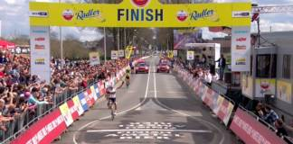 Chantal Blaak gagne l'Amstel Gold Race