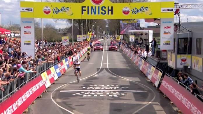 Chantal Blaak gagne l'Amstel Gold Race