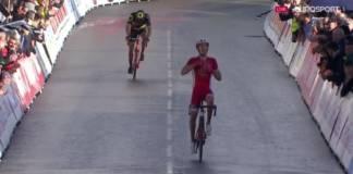 Christophe Laporte brillant vainqueur du Tro Bro Leon