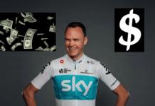 Christopher Froome prépare activement le Giro d'Italia 2018