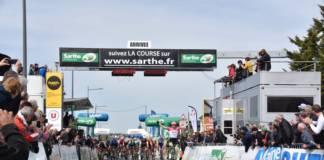 daniel mclay victoire 4e étape circuit de la Sarthe 2018