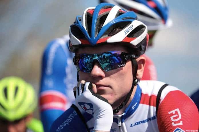 David Gaudu va démarrer 2020 au Tour de la Provence