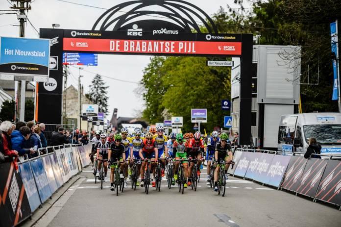 Flèche Brabançonne 2018 la liste des coureurs engagés et favoris