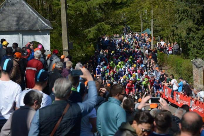 Flèche Wallonne 2019 un nouveau tracé