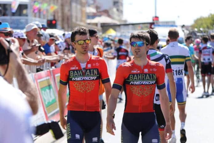 Izagirre Ion, Gorka engagés avec Astana
