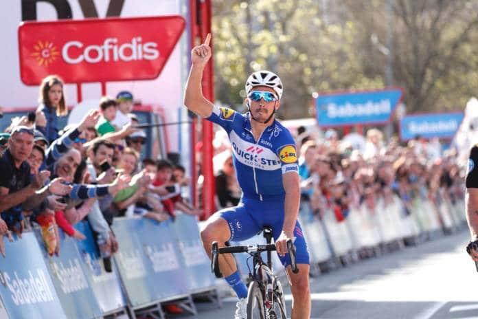 Julian Alaphilippe dans les grands noms du Tour de Colombie