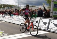 Tour de Bretagne avec victoire d'étape pour Antomarchi