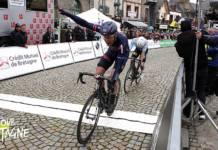 Tour de Bretagne victoire de Julius van der Berg