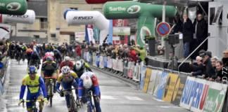 Justin Jules premier vainqueur dans le Circuit de la Sarthe 2018