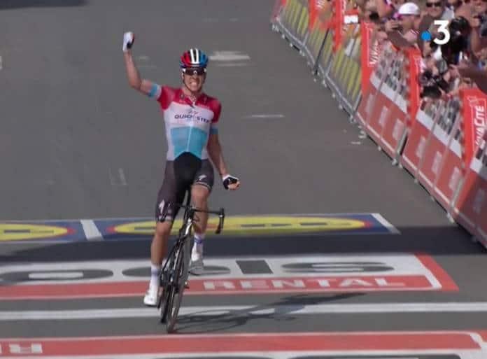 Liège-Bastogne-Liège 2018 remportée par Bob Jungels