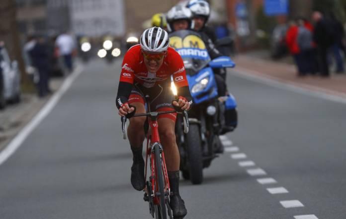 Mads Pedersen met le Tour de France à son programme