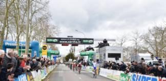 Marc Sarreau nouveau leader de la course