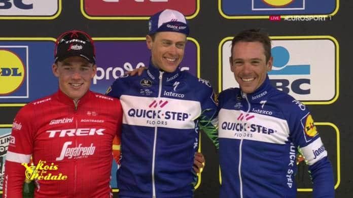 niki terpstra podium tour des flandres 2018