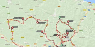 parcours étape 6 tour du pays basque 2018