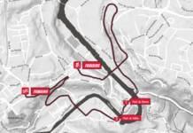 parcours prologue tour de romandie 2018