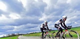 Paris-Roubaix 2018 avec la Team Sunweb à son départ