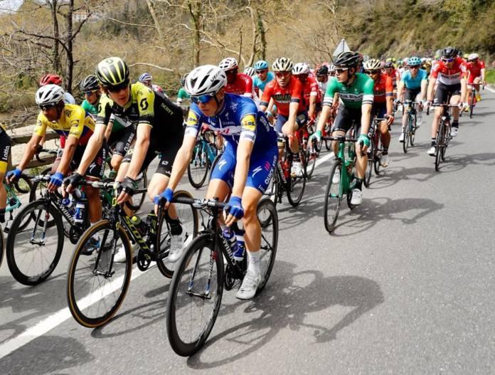 Tour d'Andalousie 2019 engagés