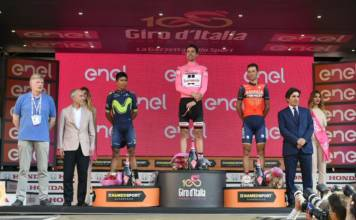 Giro 2018 liste des coureurs engagés participants