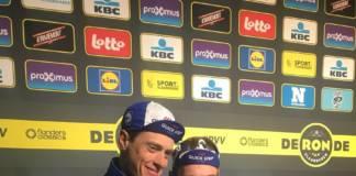 Quick-Step Floors la grande favorite à Roubaix