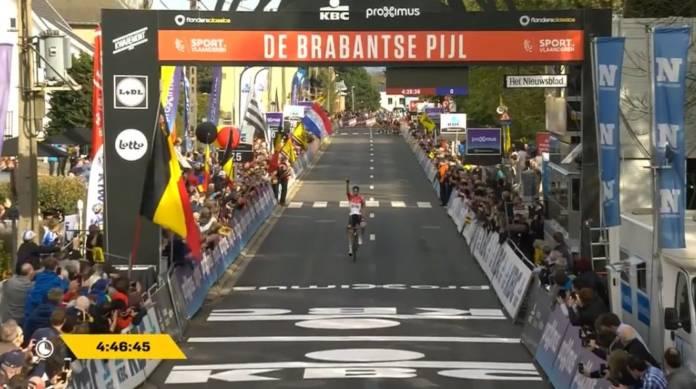 Flèche Brabançonne 2019 parcours et favoris