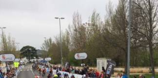 Tour de Castille et Leon 2018 victoire étape 2 Mihkel Raim
